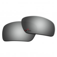 Replacement Polarized Lenses for Oakley Triggerman OO9266 (Silver Coating)