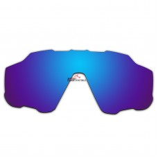 Replacement Polarized Vented Lenses for Oakley Jawbreaker OO9290 (Blue Color)