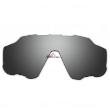 Replacement Polarized Lenses for Oakley Jawbreaker OO9290 (Silver Coating)