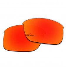 Replacement Polarized Lenses for Oakley Thinlink OO9316 (Fire Red Mirror)