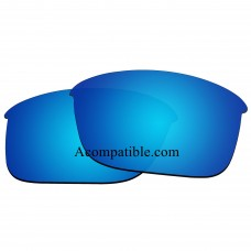 Replacement Polarized Lenses for Oakley Thinlink OO9316 (Ice Blue Mirror)