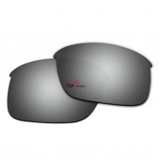 Replacement Polarized Lenses for Oakley Thinlink OO9316 (Silver Mirror)