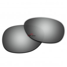 Replacement Polarized Lenses for Oakley Stringer OO9315 (Silver Mirror)