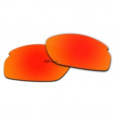 Polarized Lenses for Oakley Carbon Shift OO9302 (Fire Red Coating)