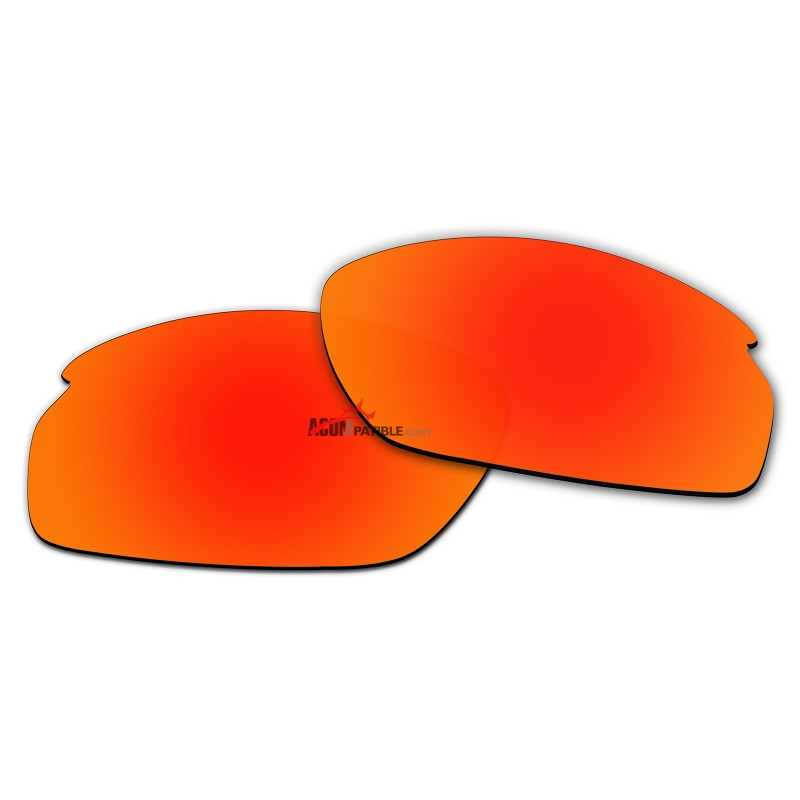 17cf7eff49 Polarized Lenses for Oakley Carbon Shift OO9302 (Fire Red Coating) ...