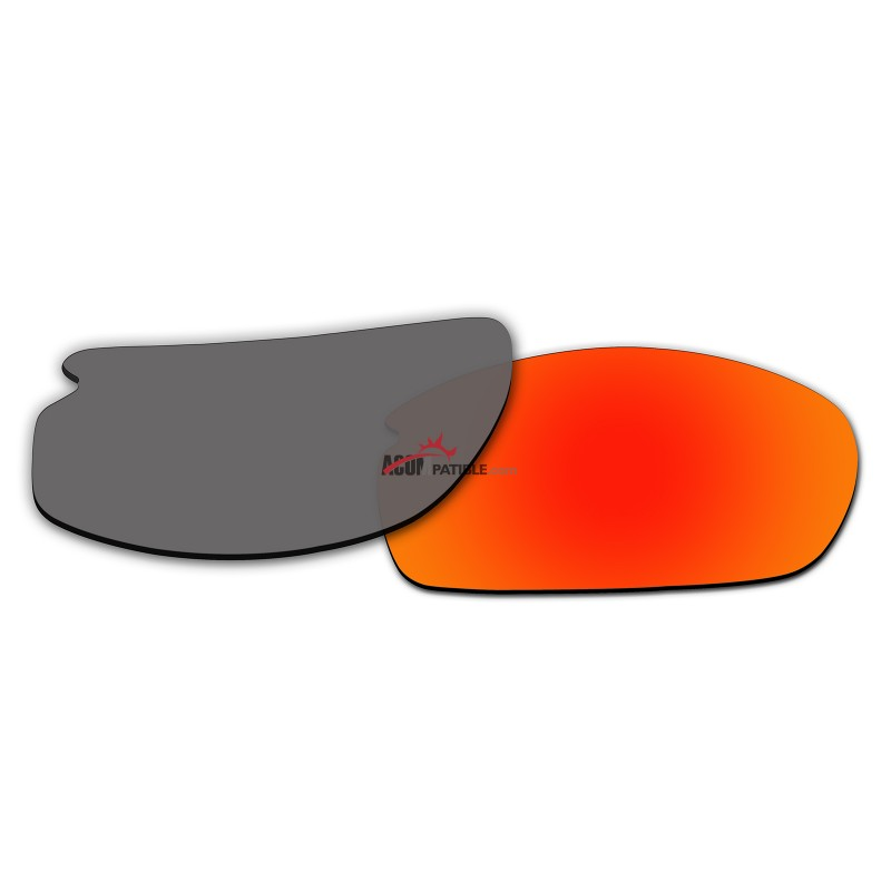b5fbfe0a49 ... Polarized Lenses for Oakley Carbon Shift OO9302 (Fire Red Coating)
