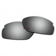 Replacement Polarized Lenses for Oakley Carbon Shift OO9302 (Silver Coating)