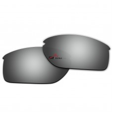 Polarized Lenses for Oakley Halflink Asia Fit OO9251 (Silver Coating)
