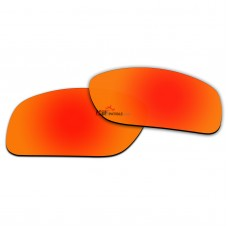 Replacement Polarized Lenses for Oakley Turbine OO9263 (Fire Red Coating)