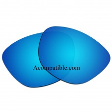 Polarized Replacement Lenses for Oakley Moonlighter OO9320 (Ice Blue Coating)