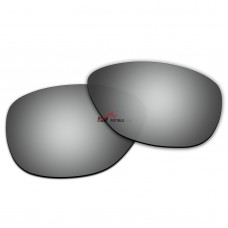 Polarized Replacement Lenses for Oakley Moonlighter OO9320 (Silver Coating)