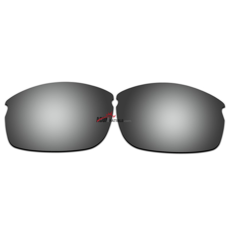 oakley polarized commit sunglasses  polarized replacement lenses for oakley commit sq (silver coating)