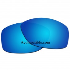 Polarized Replacement Lenses for Oakley Cohort OO9301 (Ice Blue Mirror)