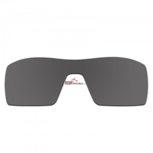 Replacement Polarized Lenses for Oakley Oil Rig (Grey)