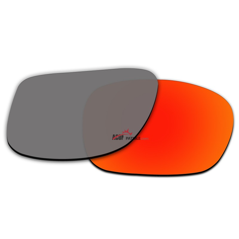 bb734d0f8b6 ... Replacement Polarized Lenses for Oakley LBD OO9193 53-17-135 (Not  Overtime OO9167