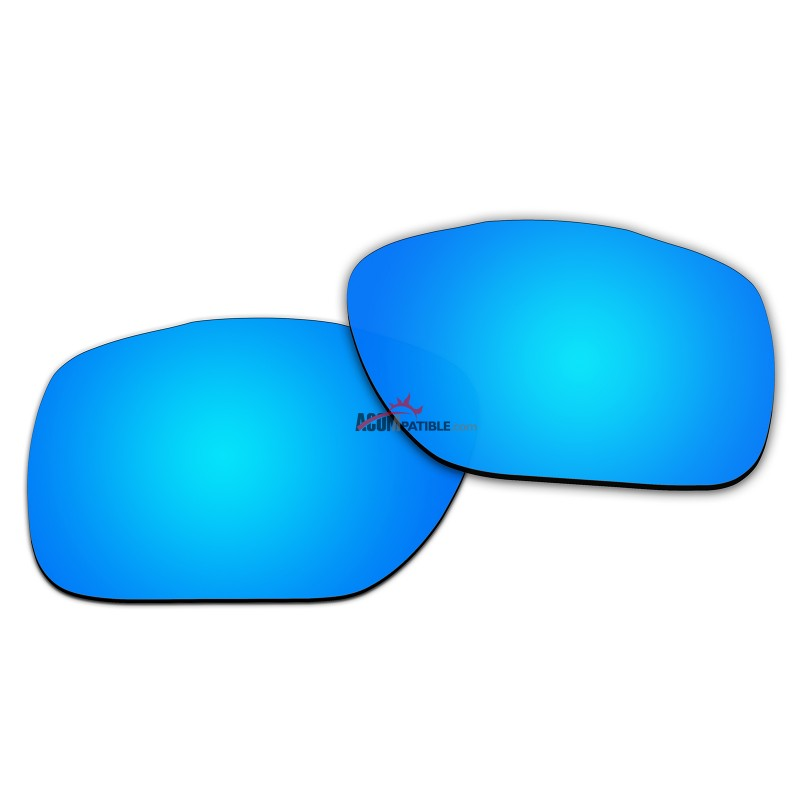 b4ce3fb4fc Replacement Polarized Lenses for Oakley TwoFace XL OO9350 (Blue Coating) ...