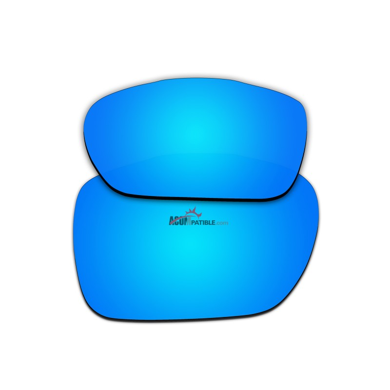 ac070b3f8b ... Replacement Polarized Lenses for Oakley TwoFace XL OO9350 (Blue Coating)  ...