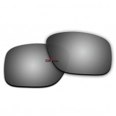 Polarized Lenses for Oakley Latch Square (Latch Sq) OO9353 (Silver Coating)