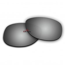 cc2b25f3e0 Polarized Lenses for Oakley Sliver Round OO9342 (Silver Coating)