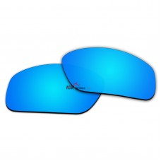 Replacement Polarized Lenses for Oakley Straightlink OO9331 (Blue Coating)