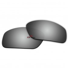 Replacement Polarized Lenses for Oakley Straightlink OO9331 (Silver Coating)