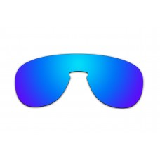 Polarized Lenses for Oakley Trillbe OO9318 (Blue Mirror)