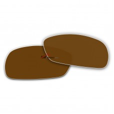 Replacement Polarized Lenses for Oakley Crosshair 2.0 OO4044 (Bronze Brown)