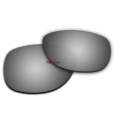 Polarized Lenses for Oakley Trillbe X OO9340 (Silver Coating)