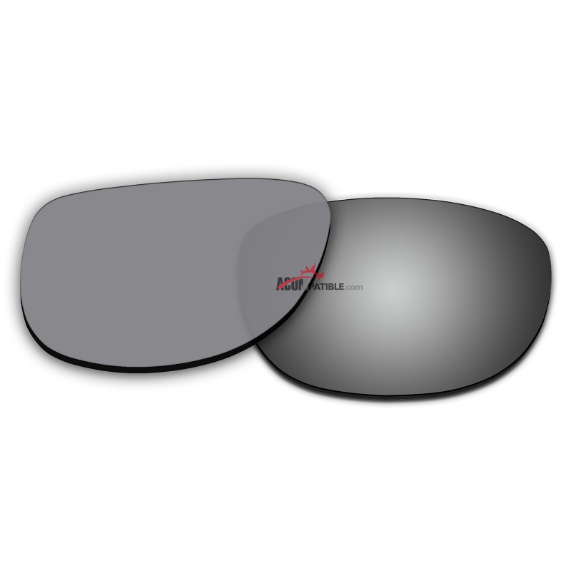 ad69079d82e ... Polarized Lenses for Oakley Trillbe X OO9340 (Silver Coating)