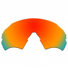 Replacement Polarized Lenses for Oakley SI Tombstone Reap OO9267 (Fire Red Coating)