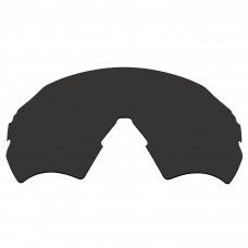 Replacement Polarized Lenses for Oakley SI Tombstone Reap OO9267 (Black Color)
