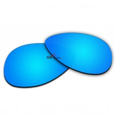 Replacement Polarized Lenses for Oakley Elmont M (Medium 58mm) OO4119 (Blue Coating)