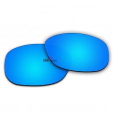 Replacement Polarized Lenses for Oakley Drop In OO9232 (Blue Coating)