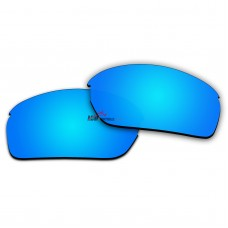 Replacement Polarized Lenses for Oakley RPM Squared OO9205 (Blue Coating)
