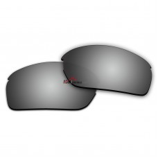 Replacement Polarized Lenses for Oakley RPM Squared OO9205 (Silver Coating)