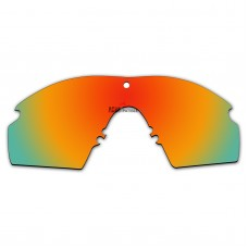 Replacement Polarized Lenses for Oakley Industrial M Frame 2.0 OO9213 (Fire Red Coating)