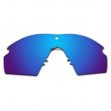 Replacement Polarized Lenses for Oakley Industrial M Frame 2.0 OO9213 (Blue Coating)