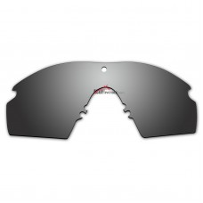 Replacement Polarized Lenses for Oakley Industrial M Frame 2.0 OO9213 (Silver Coating)