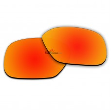 Replacement Polarized Lenses for Oakley Proxy OO9312 (Fire Red Coating)