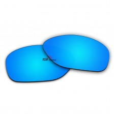 Replacement Polarized Lenses for Oakley She's Unstoppable OO9297 (Blue Coating)