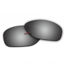 Replacement Polarized Lenses for Oakley She's Unstoppable OO9297 (Silver Coating)