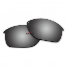 Replacement Polarized Lenses for Oakley Unstoppable OO9191 (Silver Coating)