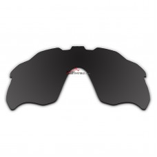Replacement Polarized Lenses for Oakley Radar Pace OO9333 (Black Color)