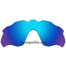 Replacement Polarized Lenses for Oakley Radar Pace OO9333 (Blue Coating)