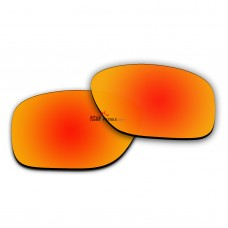 Replacement Polarized Lenses for Oakley Crossrange OO9361 (Fire Red Coating)