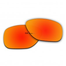Replacement Polarized Lenses for Oakley Crossrange XL OO9360 (Fire Red Coating)