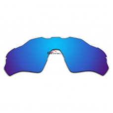 Replacement Polarized Lenses for Oakley Radar EV XS Path (Youth Fit) OJ9001 (Blue Coating)