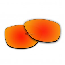 Replacement Polarized Lenses for Oakley Reverie OO9362 (Fire Red Coating)