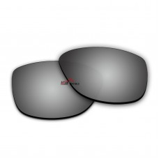 Replacement Polarized Lenses for Oakley Reverie OO9362 (Silver Coating)