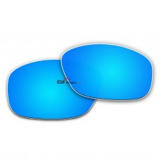 Replacement Polarized Lenses for Oakley Sanctuary OO4116 (Blue Coating)